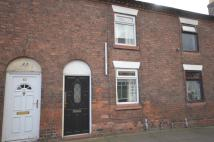 1 bed Terraced home in The Hill, Sandbach...
