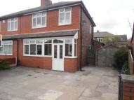 3 bed home in Manchester Road...