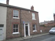 Terraced home to rent in Huntington Road