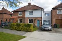 3 bedroom semi detached home to rent in Bishopthorpe