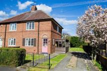 semi detached property for sale in Newlands Road...