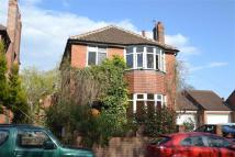 3 bed Detached property in Huntington Road...