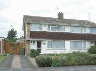 semi detached house to rent in Badger Hill