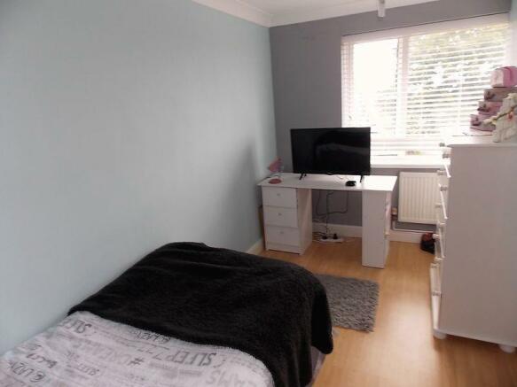 Bedroom 3/Nursery