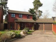 4 bedroom Detached house for sale in Frimley, Camberley...