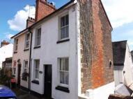 1 bedroom semi detached house in Albert Street, Dawlish...
