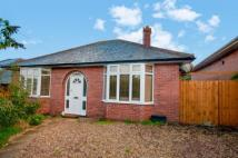 Bungalow for sale in Parkside Crescent...