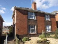 2 bed semi detached home for sale in Heath Road, Exeter, Devon