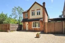 3 bed Detached house in Hartley Wintney, Hook...