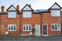 Terraced home in Hartley Wintney, Hook...