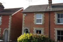 Bagshot semi detached house for sale
