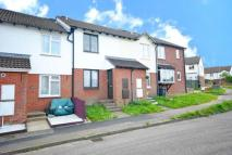 Terraced house for sale in Shipley Road, Honiton...