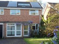 Meadow Close semi detached house for sale