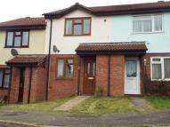 2 bed Terraced home for sale in Cherry Close, Honiton...
