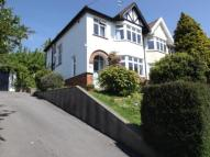 4 bedroom semi detached house in Ridgeway Road...