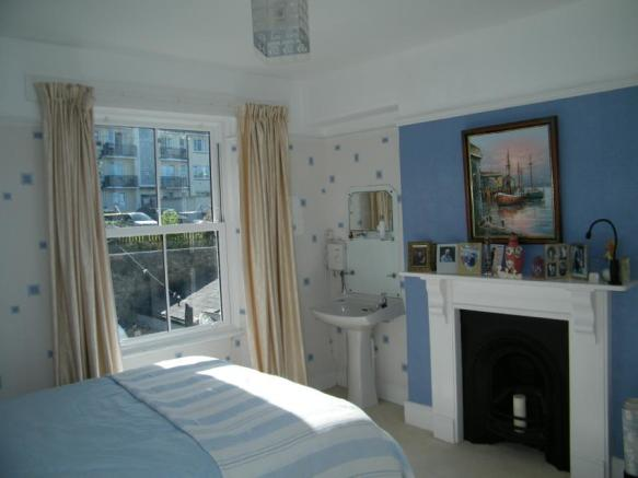 Rear Double Bedroom