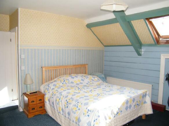 Attice Bedroom