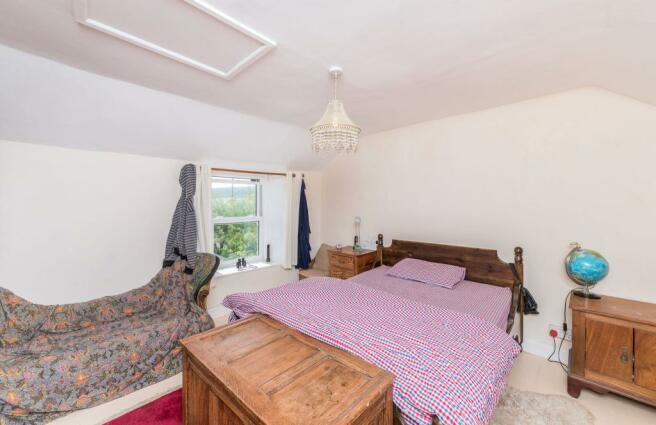 Bedroom One With Vie