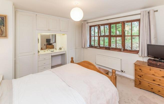 Annexe Bedroom Two W