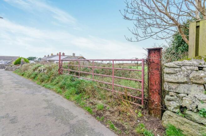 Entrance To Plot