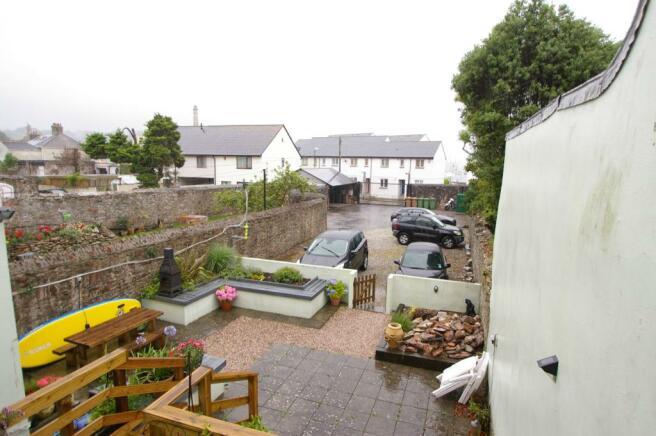 Communal Courtyard A