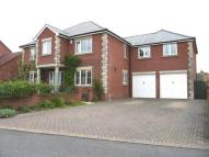 Detached house for sale in Hawkers Close...