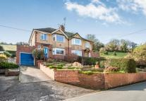 3 bed semi detached home for sale in Park Road, Beer, Seaton...