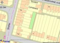 Land for sale in Temple Street, Sidmouth...