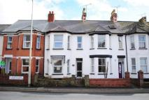 4 bed semi detached home in Temple Street, Sidmouth...