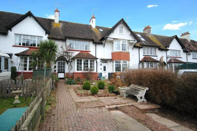 3 Bedroom Terraced House For Sale In Alexandria Road Sidmouth Devon Ex10