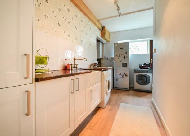 Annexe Kitchen/Utili