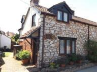 2 bedroom semi detached house in Ebford Lane, Ebford...