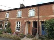 3 bedroom Terraced property in Argyle Terrace, Totnes...
