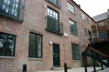 Flat for sale in Tannery Place...
