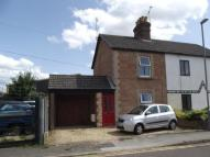 semi detached home in Station Terrace...