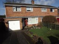 Ashdown Close semi detached house for sale