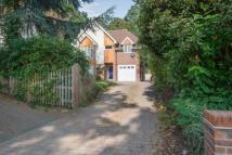 Detached property in Pine Crescent...