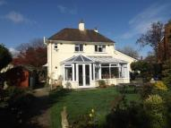 Detached home for sale in Lyddons Mead, Chard...