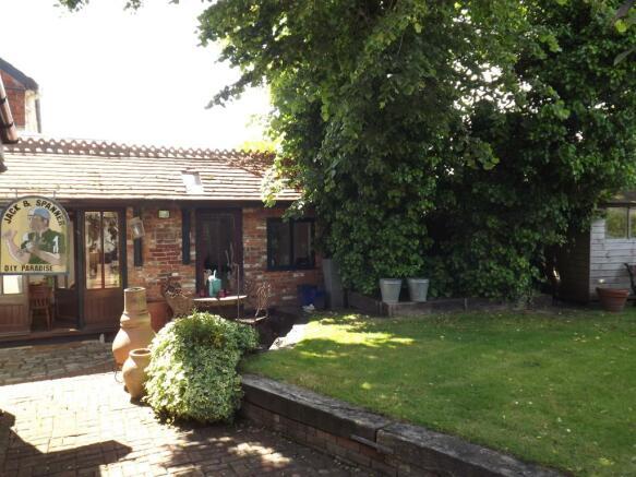 Second rear garden a