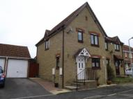 semi detached house in The Acres, Martock...