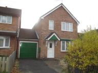 Detached home for sale in Godmanston Close...