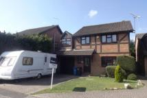 Detached house in Twyford Way, Poole...