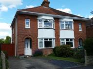 semi detached house for sale in Salisbury Road, Totton...