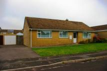 Bungalow in Moor Close, Wincanton...