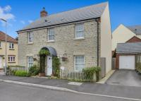 4 bed Detached home for sale in Cuckoo Hill, Bruton...