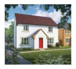 4 bed new home for sale in The Chase, West Hill...