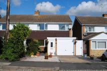 semi detached home for sale in Clarence Court, Rushden