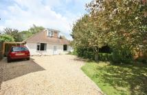 Chalet for sale in Southampton Road...