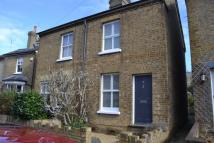 semi detached house for sale in Molewood Road, Hertford...