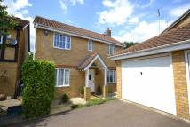3 bedroom Detached property in Roebuck Close, Hertford...